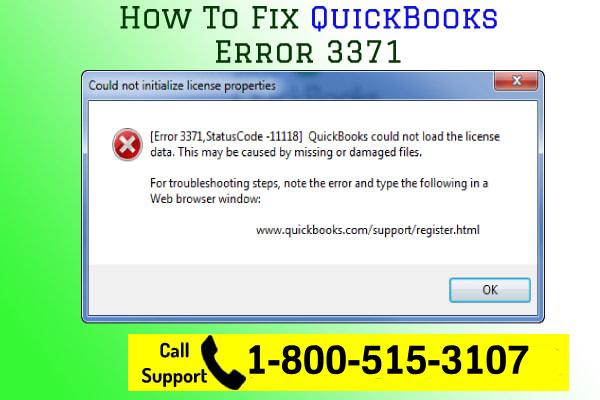 Troubleshooting QuickBooks Error 3371