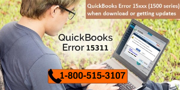 QuickBooks Payroll Error 15311- How Do I Fix 15311 Update Error