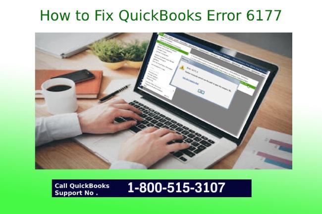 QuickBooks Error 6177 Fix QB Attempt to Open Company File Failed