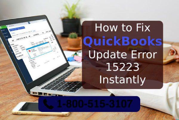 Intuit QB Payroll Update Error 15223